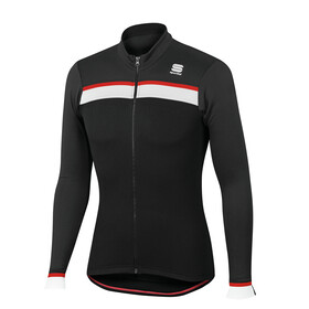 Sportful Pista Thermal - Maillot manches longues Homme - noir